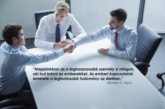 Így ápolja üzleti és ügyfélkapcsolatait, hogy azok gyümölcsözőek legyenek!